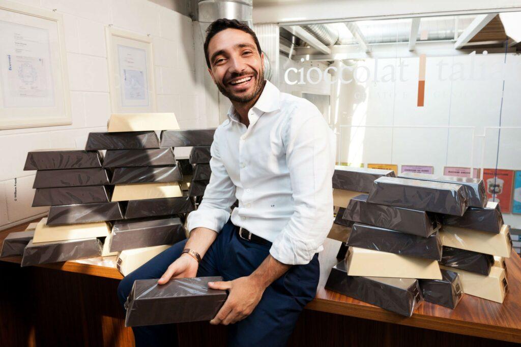 Vincenzo Ferrieri -Cioccolatiitaliani