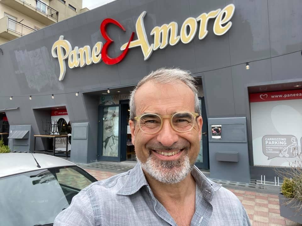 """Ernesto di Majo presso """"Pane&Amore"""""""