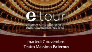 Etour Palermo-la seconda tappa di Eccellenze Italiane