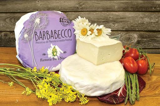 Barbabecco - Pecorino di Pienza a crosta fiorita -la storia del nome
