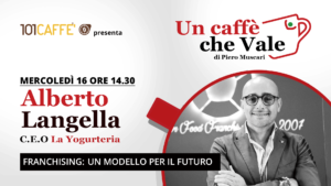 Alberto Langella, un caffè che vale- puntata del 16 Settembre - L apolitica al tempo del covid