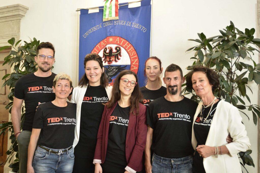 """7/a edizione del """"Tedx Trento"""""""