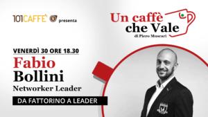 Fabio Bollini - un caffè che vale del 30 Ottobre