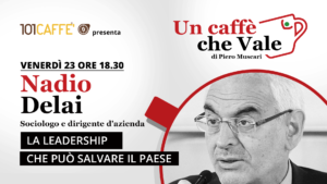 Nadio Delai - Un Caffè che Vale | Live del 23 Ottobre