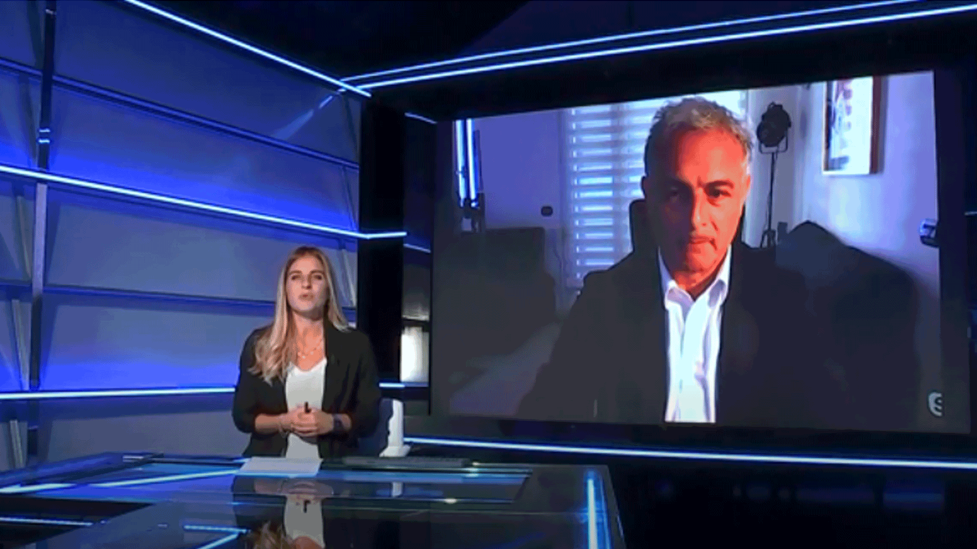 """Piero Muscari ospite di TRM Network per """"Un caffè che vale"""""""