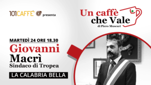 Un caffè con vale con giovanni Macrì del 24 Novembre