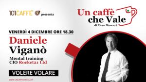 Daniele Viganò, un caffè che vale del 4 Dicembre