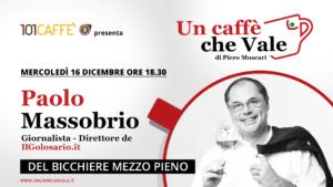 Paolo Massobrio un caffè che vale del 16 Dicembre