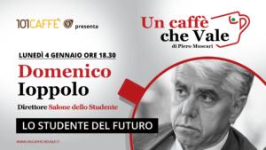Domenico Ioppolo, un caffè che vale del 4 Gennaio