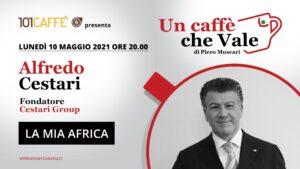 Un Caffè che Vale con Alfredo Cestari