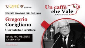Un Caffè che Vale con Gregorio Corigliano