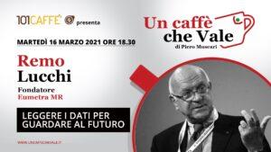 Un Caffè che Vale con Remo Lucchi