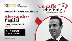 Un Caffè che Vale con Alessandro Pagliai
