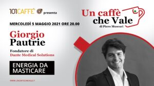 Un Caffè che Vale con Giorgio Pautrie