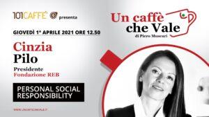 Un Caffè che Vale con Cinzia Pilo